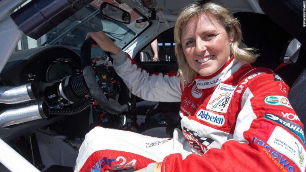 Sabine Schmitz, 'Queen of the Nürburgring,' dead at 51
