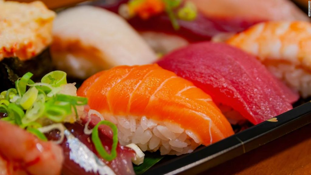 Taiwan urges citizens not to change their name to 'salmon' to get free sushi