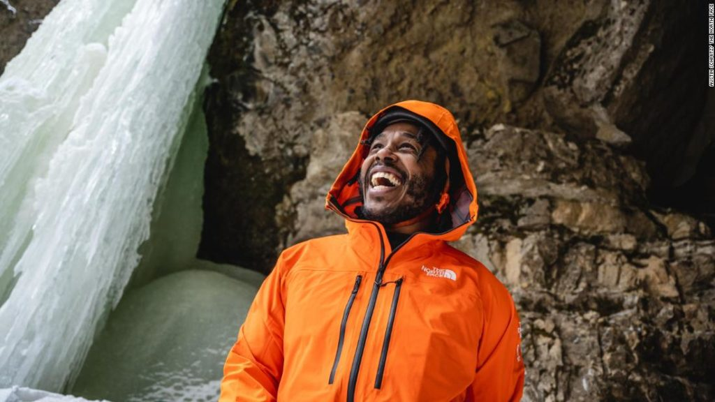 Black Ice film aiming to boost diversity in climbing