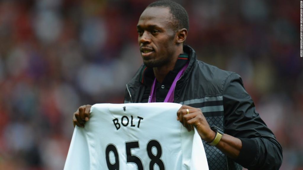 Europa League: Usain Bolt gives his verdict on Manchester United's season so far