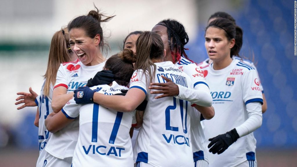 UEFA Women's Champions League: European powerhouse Lyon's grip on title is facing its biggest challenge