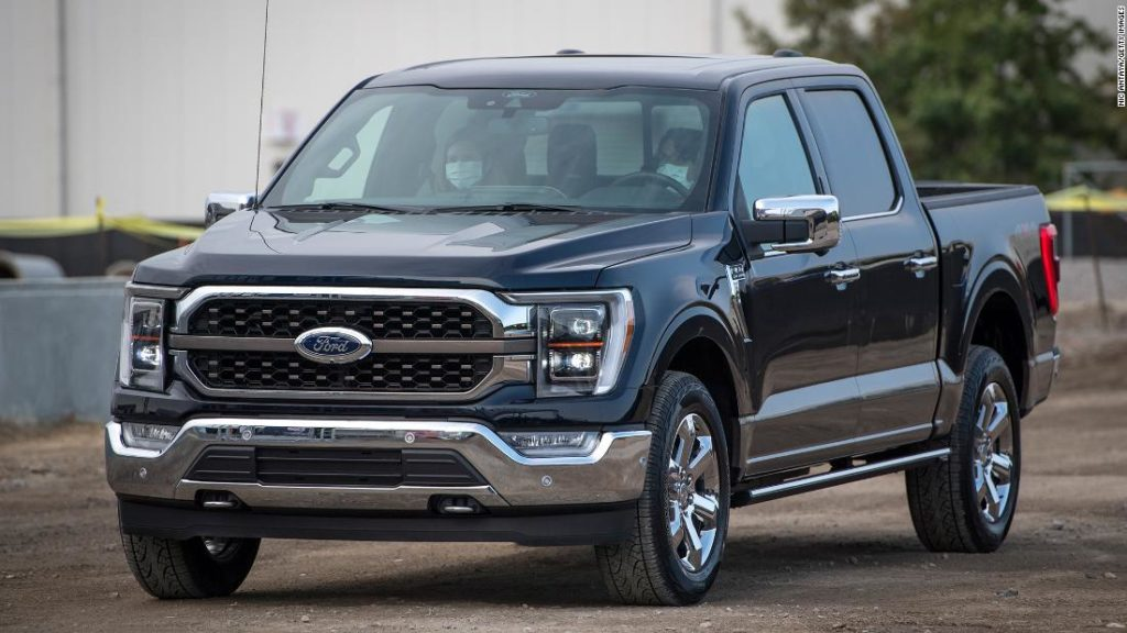 Here come the pickup truck and SUV delays