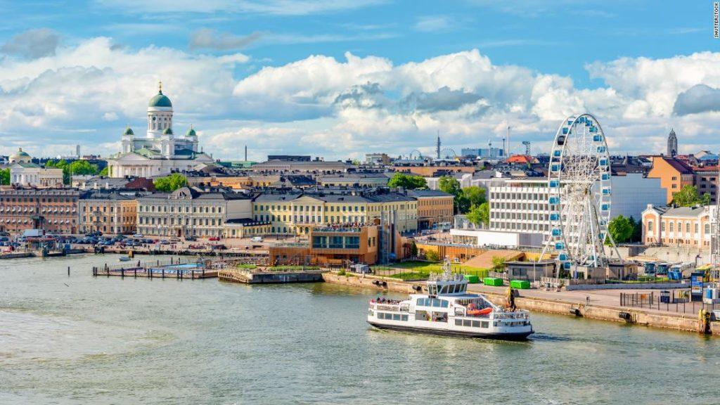 World's happiest countries 2021   CNN Travel