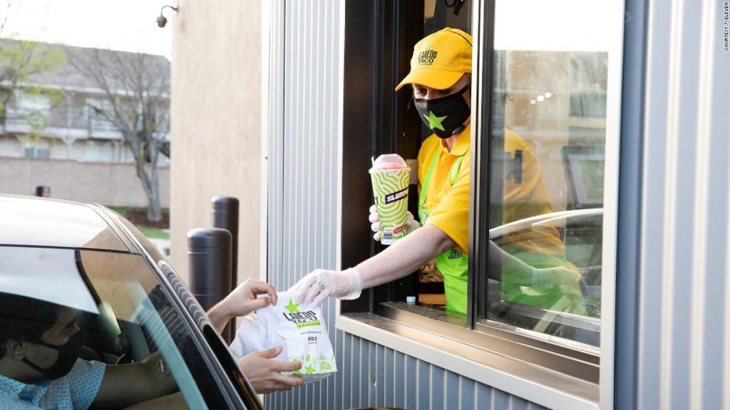 7-Eleven is opening a taco drive thru