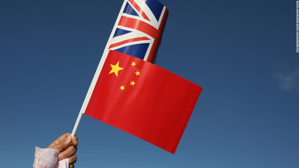China sanctions UK lawmakers and entities in retaliation for Xinjiang measures
