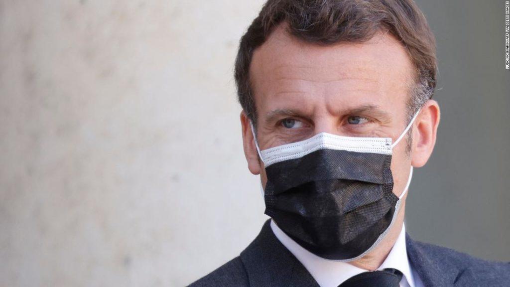 France's Macron under pressure to lock down as Covid-19 hospitalizations soar