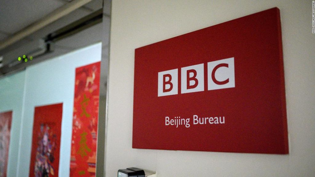 BBC China correspondent moves to Taiwan from Beijing as tensions grow
