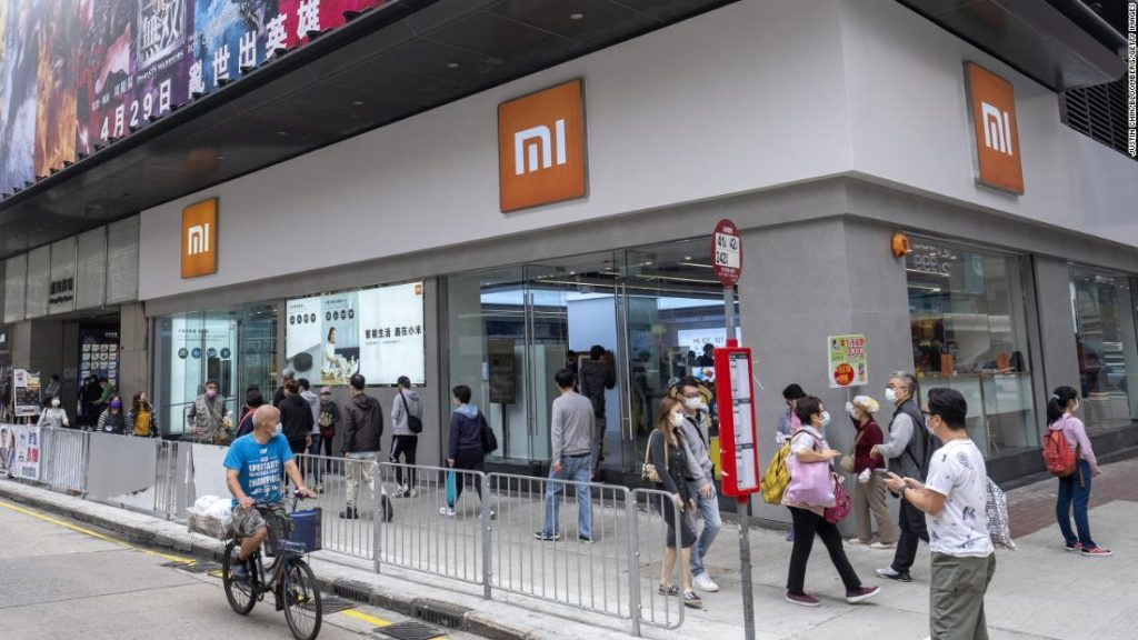 Xiaomi is investing $10 billion to join the electric car race