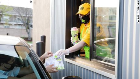 7-Eleven is opening a drive-thru