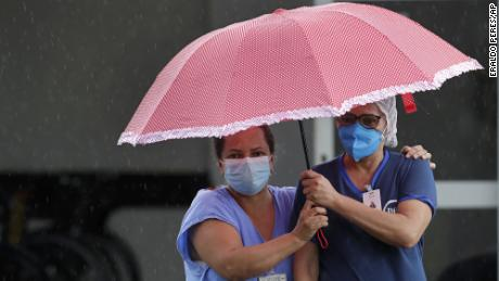 Brazil plunges into crisis as a second wave and deadly new variant overwhelm hospitals