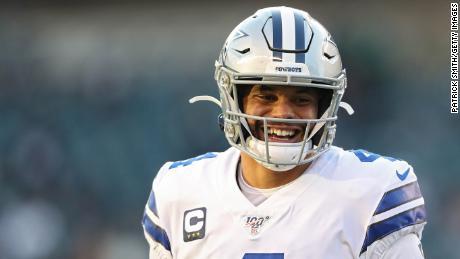 'Congrats & McDonald's on you': Superstar quarterback Dak Prescott agrees to mega deal with Dallas Cowboys
