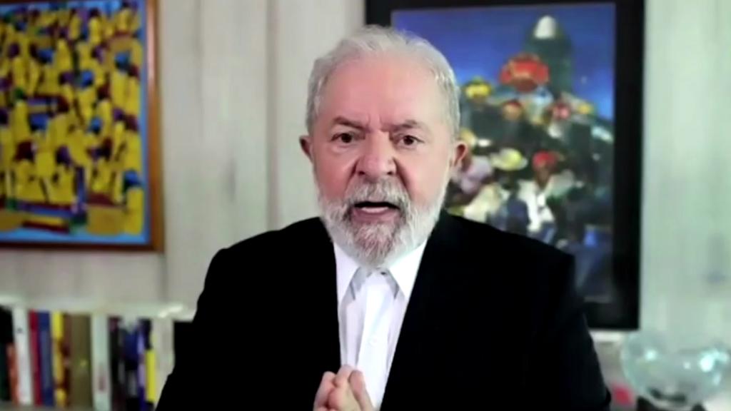 Lula da Silva, Brazil's former President, slams world leaders over pandemic response