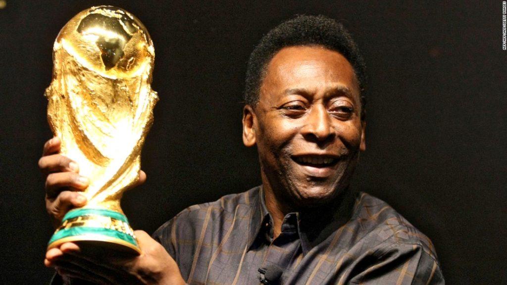 Pele: Rio votes to put legend's name on famous Maracana stadium