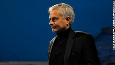 Jose Mourinho criticized his side's  attitude after defeat by Dinamo Zagreb.