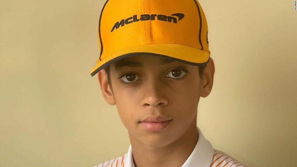 Ugo Ugochukwu: McLaren signs deal with karting star