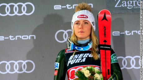 At 25, Mikaela Shiffrin is already one of the most decorated skiers in history.