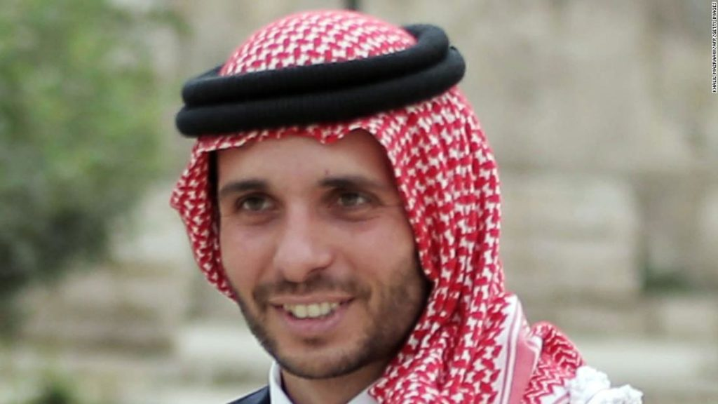 Jordan accuses former crown prince Hamzah bin Hussein of attempt to 'destabilize' country's security