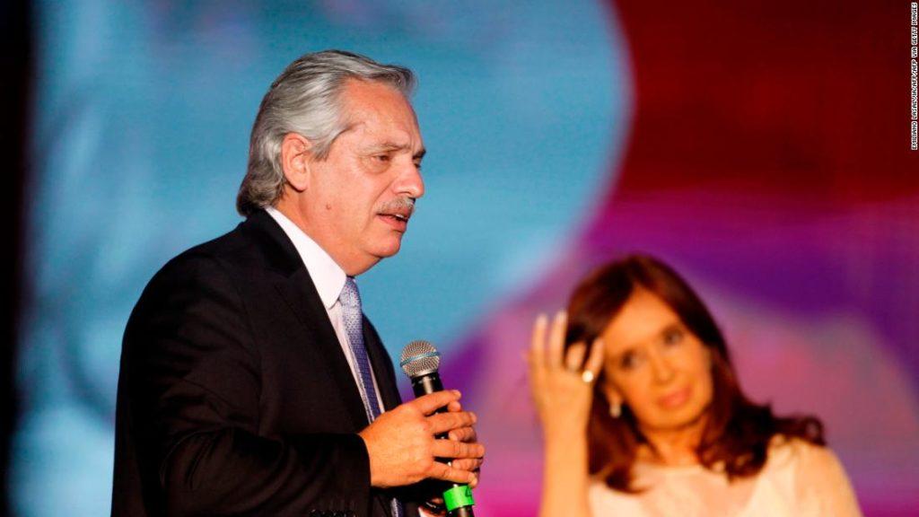 Argentina President Alberto Fernández tests positive for Covid-19 after Sputnik vaccine