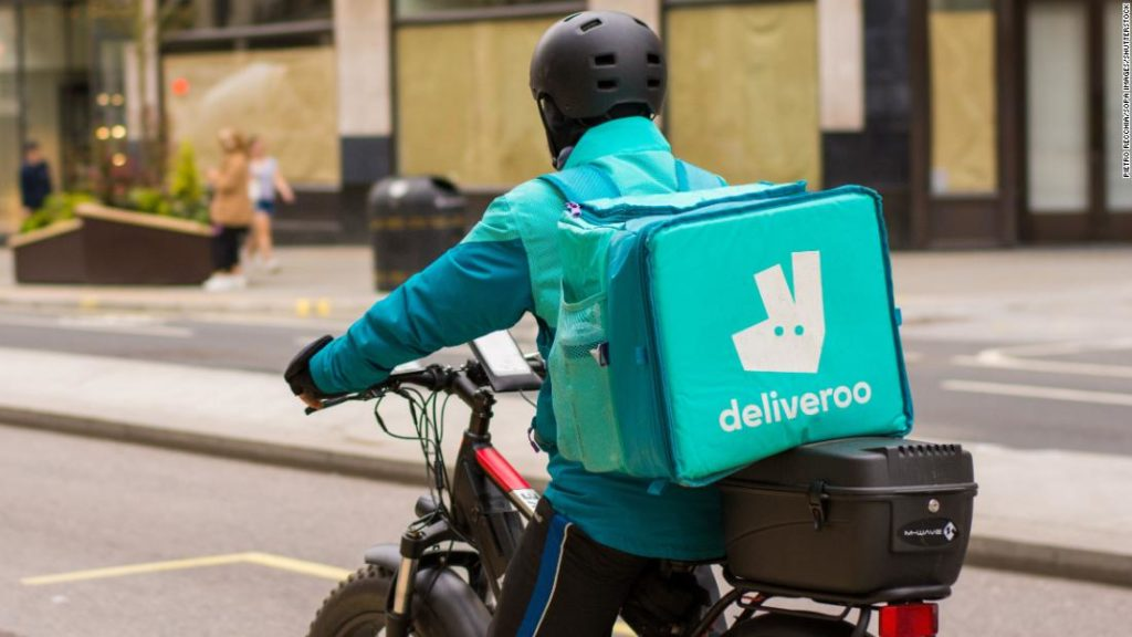 Deliveroo gave London its worst IPO in history