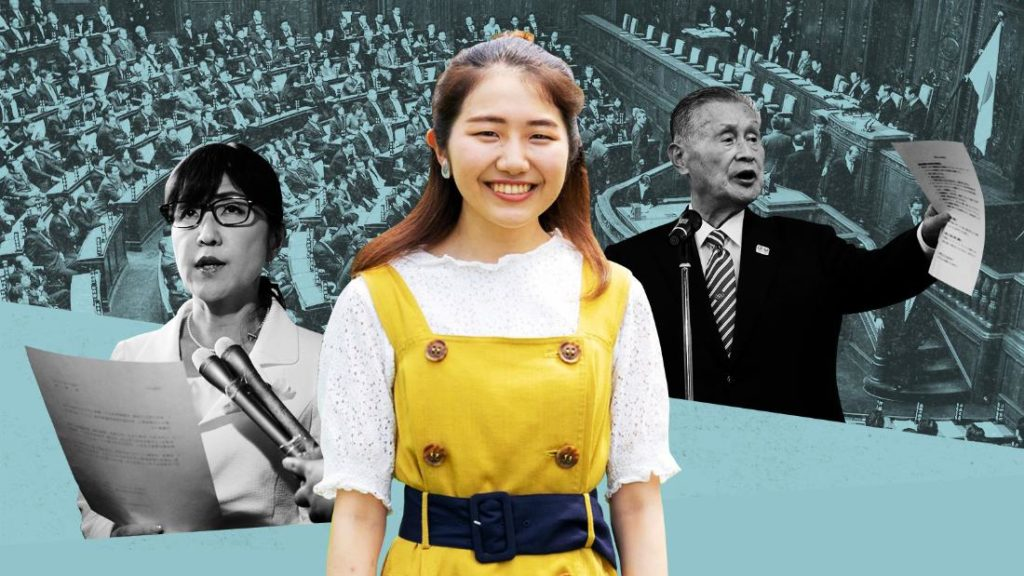Japan's powerful patriarchy often sidelines women. Fixing that won't be easy