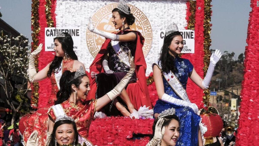 Launched during the Cold War, Chinatown's pageants were about much more than beauty