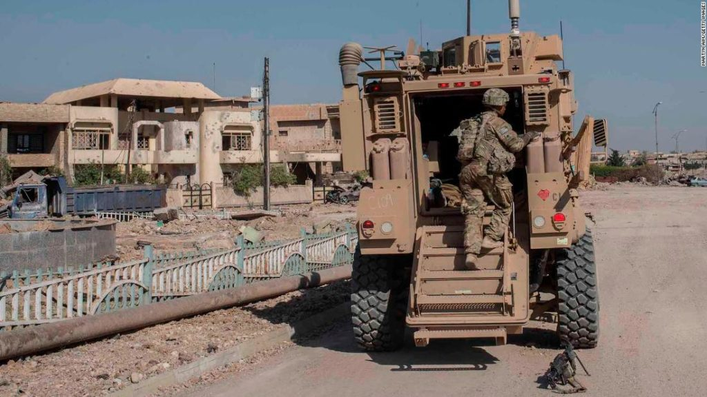 US eyes eventual Iraq exit as ISIS threat wanes