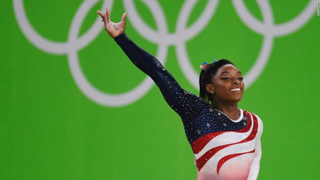 Simone Biles says Paris not Tokyo could be her last Olympics