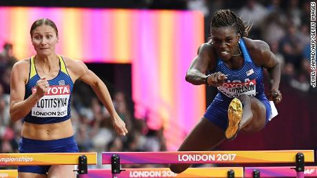 Harper-Nelson has returned to hurdles having previously announced her retirement.