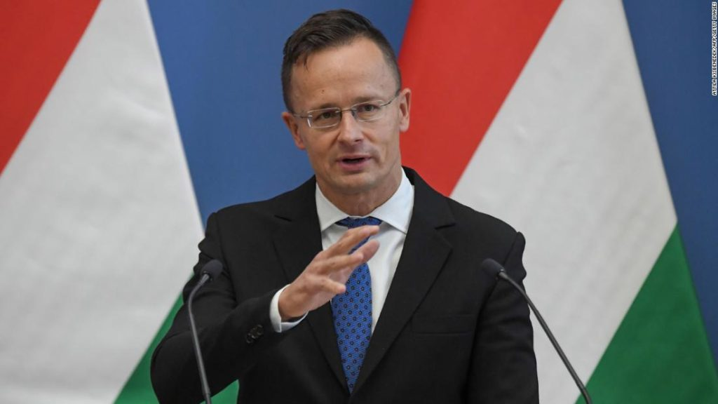 Zsolt Petry: Hungarian FM questions EU's 'freedom of expression' after coach is sacked