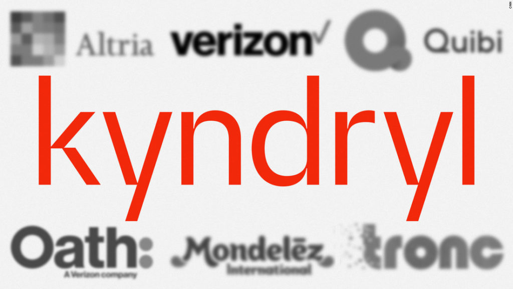IBM spinoff 'Kyndryl' joins a long list of questionable corporate names
