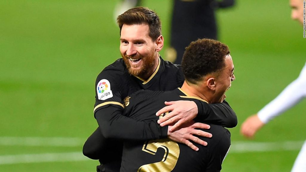Barcelona FC pips fierce rival Real Madrid to be named the world's most valuable club