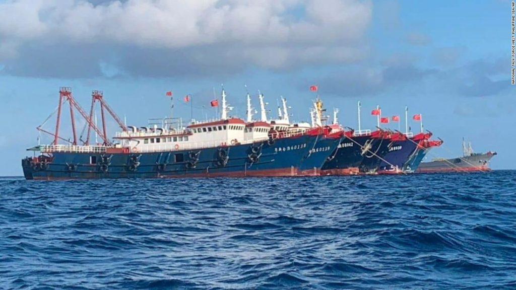 Explained: China's 'maritime militia' dominating the South China Sea