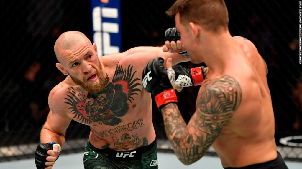 Conor McGregor tells Dustin Poirier that the 'fight is off' in Twitter spat