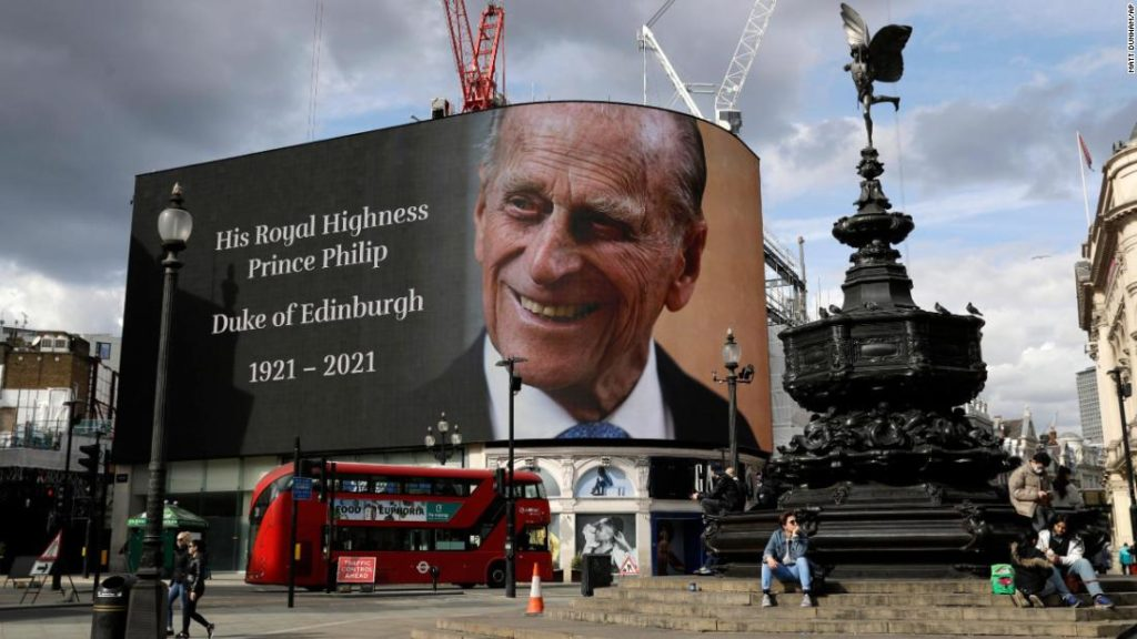 Prince Philip death: Britain looked like it was in national mourning. Not all of it was.
