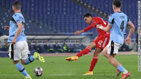 Musiala's eye for goal has made him one of the most promising talents in European football.