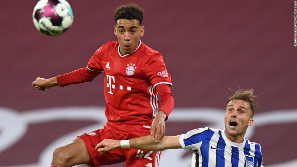 UEFA Champions League: The making of Bayern Munich's Jamal Musiala