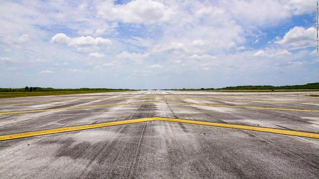 Everglades: The 'world's greatest airport' that never was