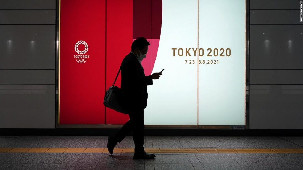 Tokyo Olympics: With 100 days to go Japan has vaccinated less than 1% of its population. That's a problem.