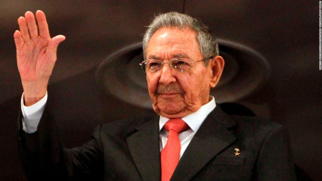 Cuba's Raul Castro steps down, ending the era of his famous clan at the country's helm