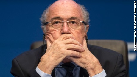A look at FIFA -- international soccer's governing body