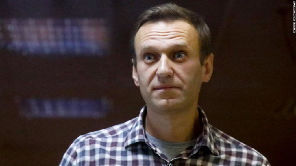 Navalny transferred to hospital as concerns mount over jailed Kremlin critic's health