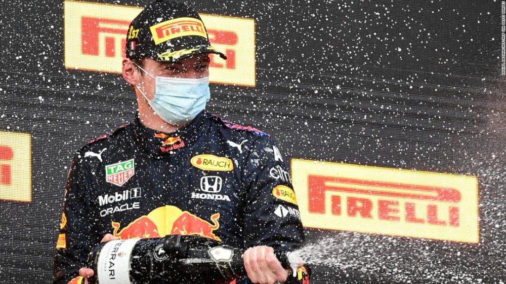 F1 Imola GP: Max Verstappen wins at Imola but Lewis Hamilton stays ahead