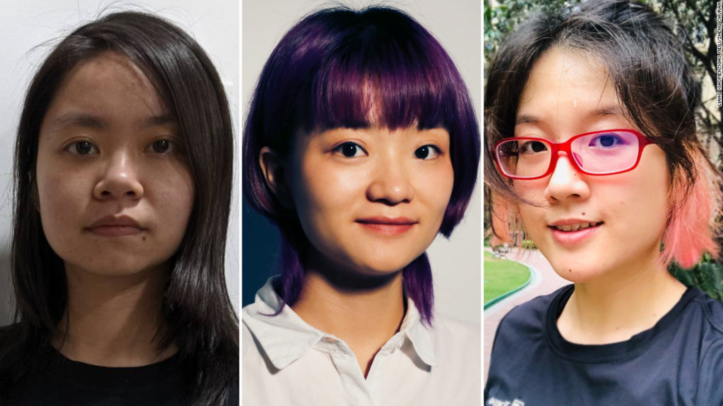 In China, feminists are being silenced by nationalist trolls. Some are fighting back