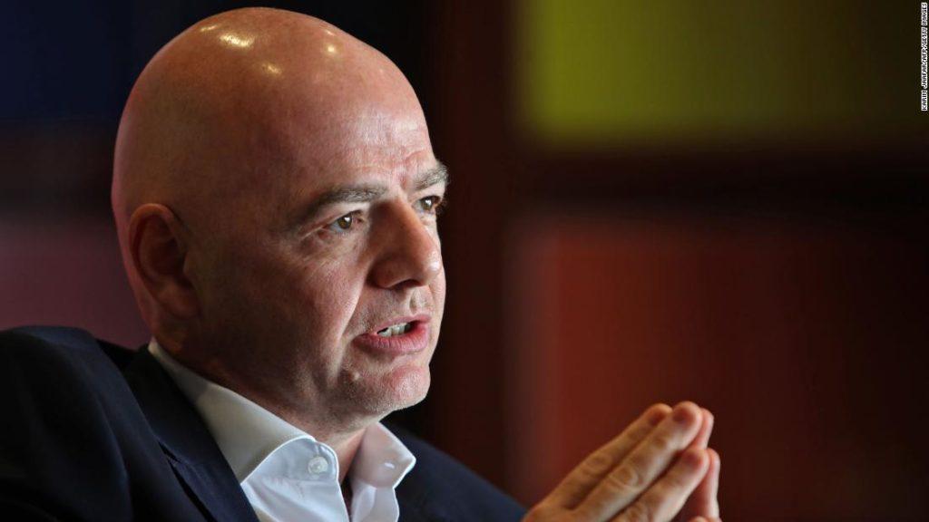 Gianni Infantino: FIFA President warns breakaway clubs over European Super League