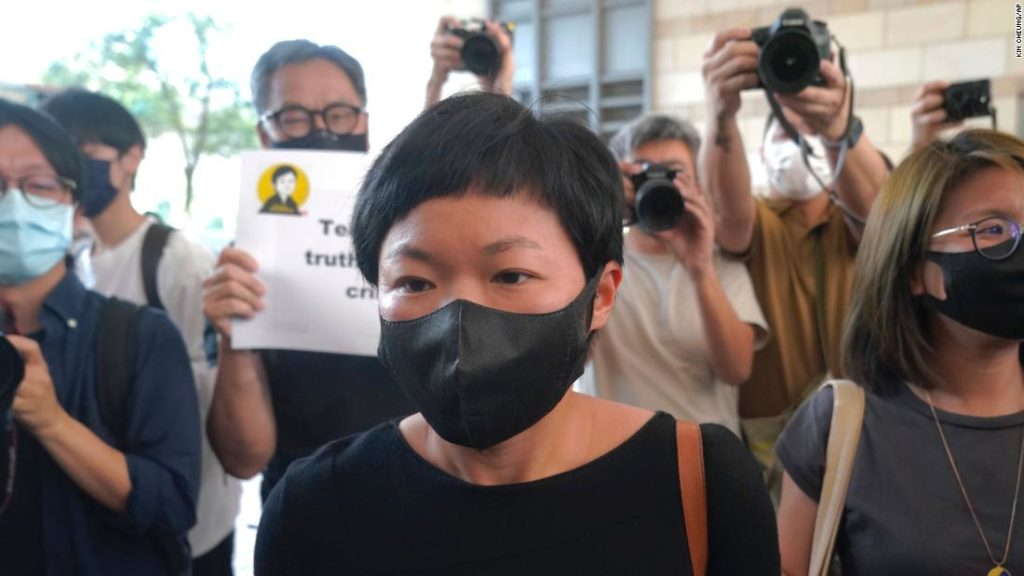 Bao Choy won awards for her investigation. Now she's been convicted for her work