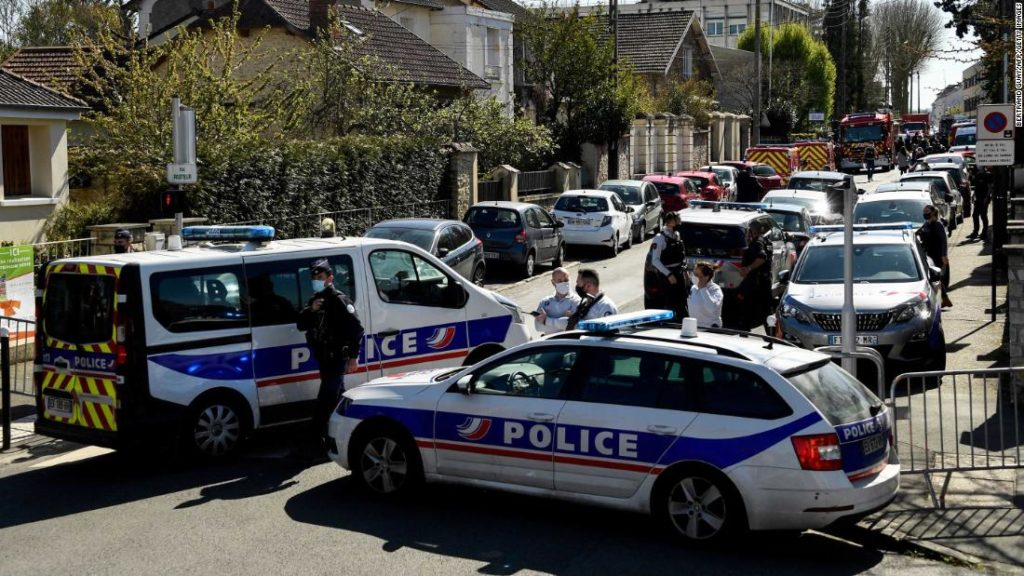 France knife attack: Anti-terrorism probe launched after police officer stabbed to death