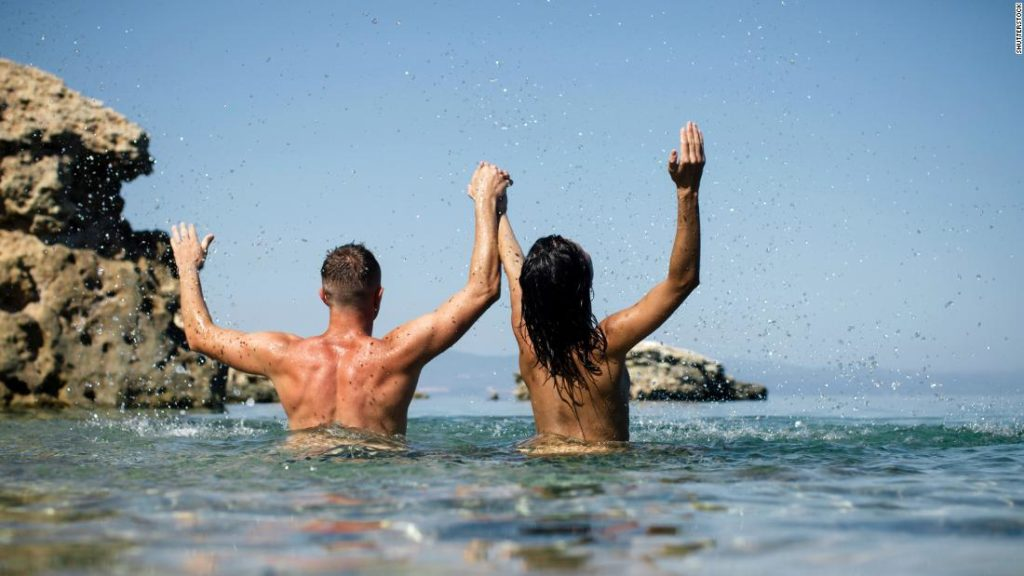Find out where you can sunbathe nude or topless around the world