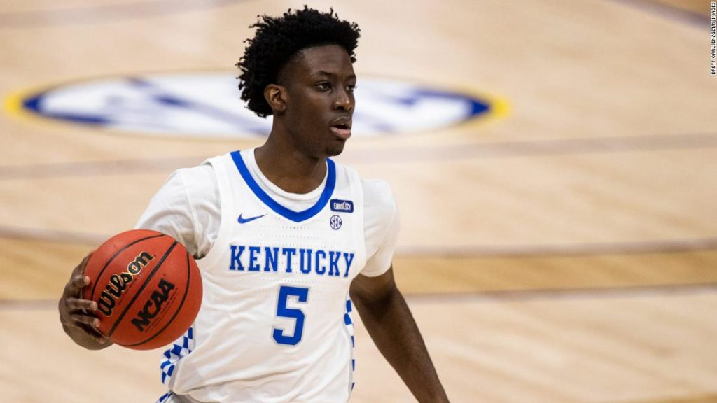 Terrence Clarke, Kentucky basketball player and NBA prospect, has died following a car accident in LA