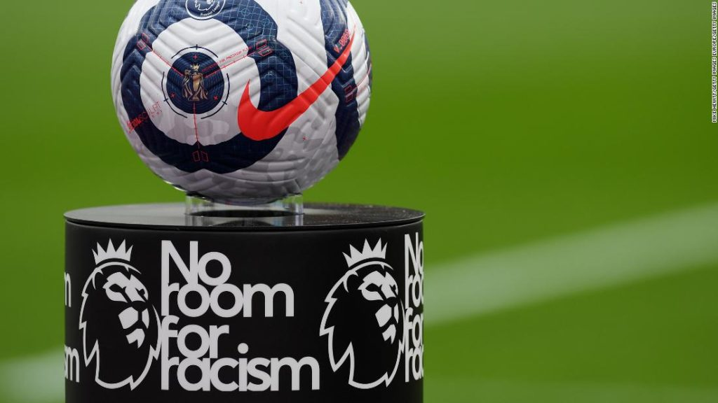 English football is set to boycott social media over sustained racist abuse online