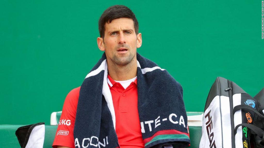 Novak Djokovic hopes Covid-19 vaccine will not be made compulsory for players